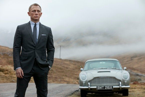 Skyfall Proves Triumphant In Record-Breaking UK Release