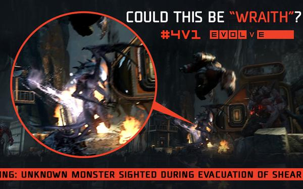 Turtle Rock Teases Evolve's Third Monster With Obscure Image