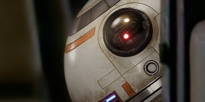 BB-8 Is The Focus Of The Latest Star Wars: The Force Awakens Poster