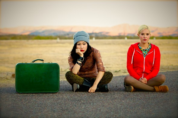 BFF Brea Grant and Vera Miao Still 1 590x393 Best Friends Forever Review