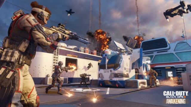 Treyarch Confirms Call Of Duty: Black Ops III Zombies Chronicles