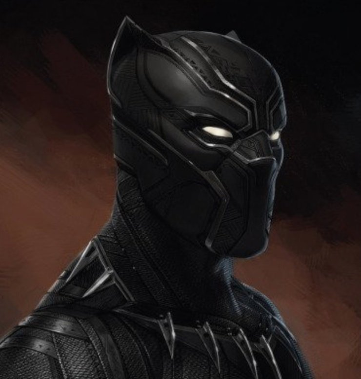 New Captain America: Civil War Concept Art Puts The Spotlight On Black Panther