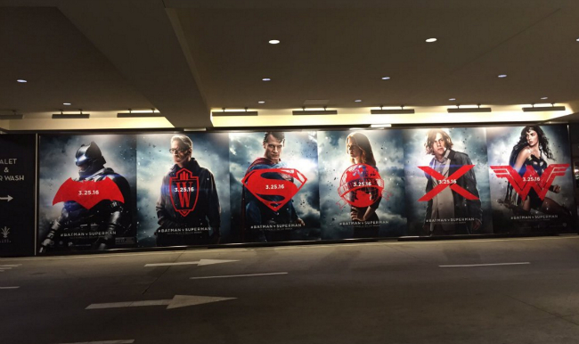 Latest Batman V Superman: Dawn Of Justice Display Features Alfred And Lois Lane