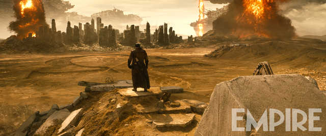 Batman V Superman: Dawn of Justice Images Officially Released By Empire