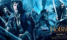 New Banner For The Hobbit: The Desolation Of Smaug Is Covered In Spider Webs