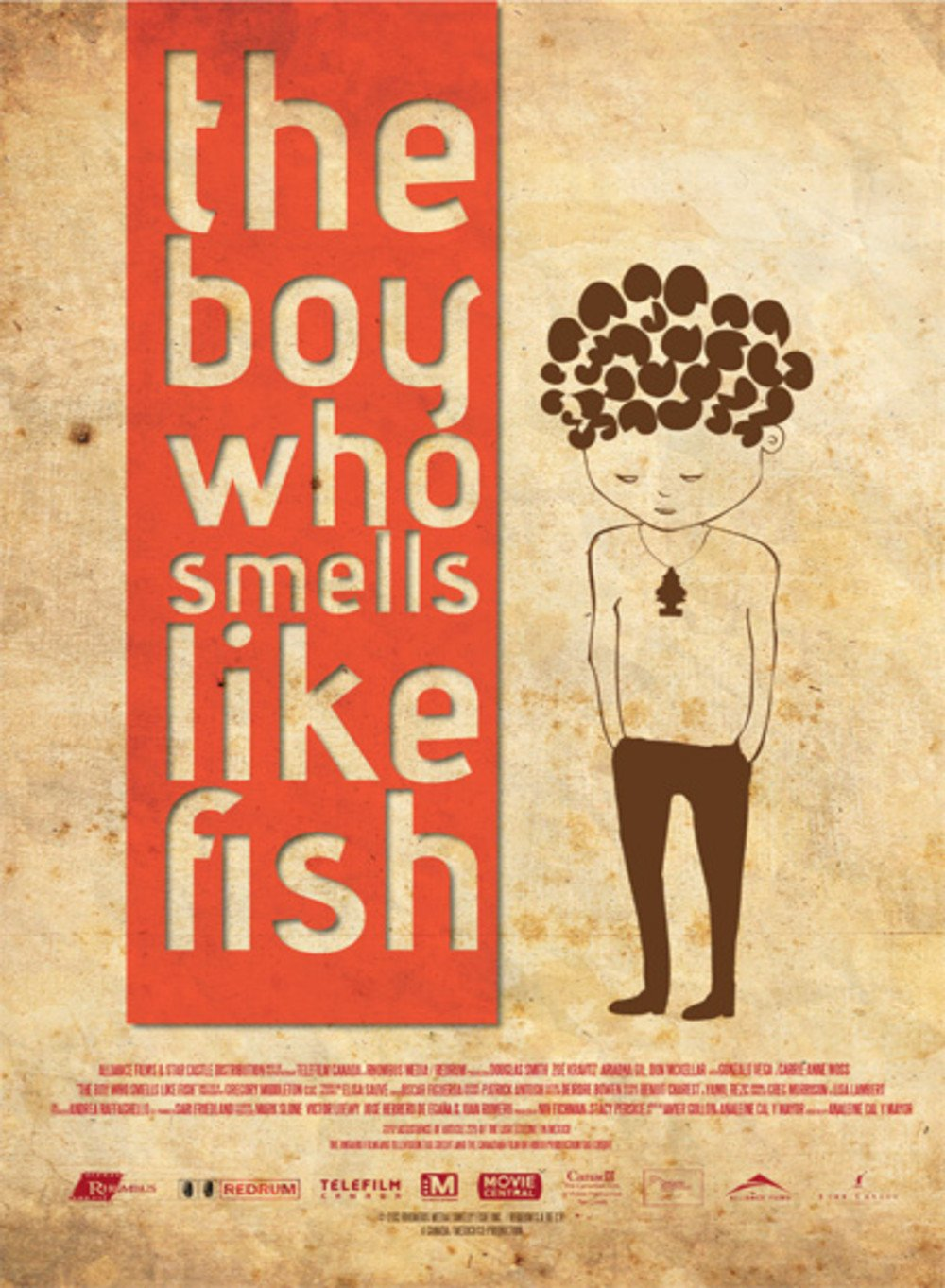 The Boy Who Smells Like Fish Review