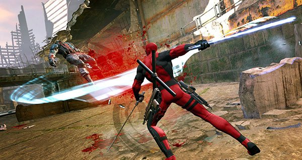 BackOff Deadpool Game Unveils New Screenshots