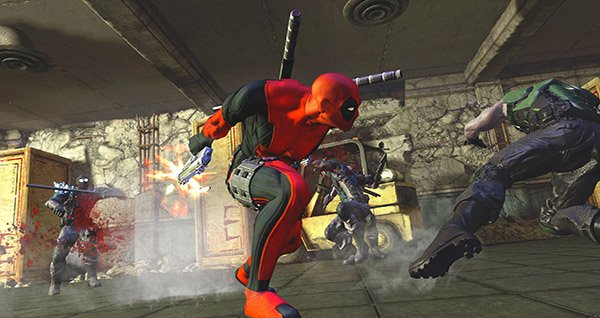 BackShot Deadpool Game Unveils New Screenshots