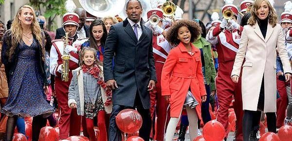 See The First Trailer For Annie, Starring Quvenzhané Wallis, Jamie Foxx And Cameron Diaz