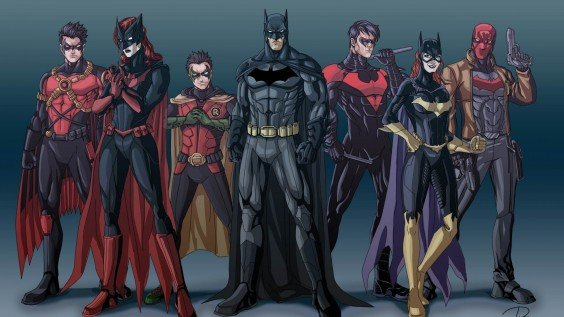 8 Bat-Family Members Who We Need To See On The Big Screen Soon