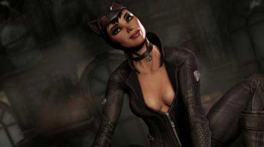 New Copies Of Batman: Arkham City Include Catwoman Unlocking VIP Pass