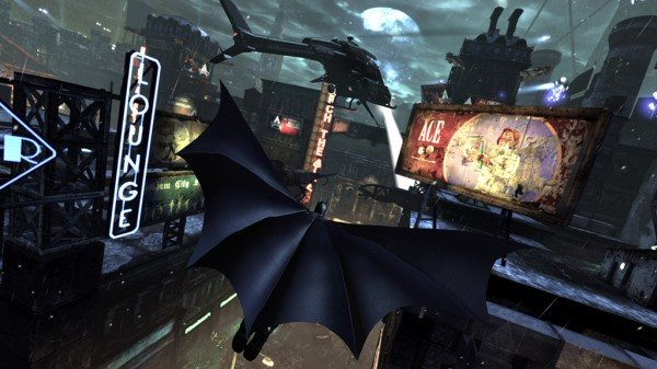 Batman Arkham City Helicopter e1342475299586 The Five Best Superhero Video Games In Recent Memory