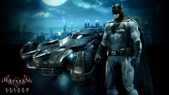 Control The Batmobile From Dawn Of Justice In New DLC For Batman: Arkham Knight