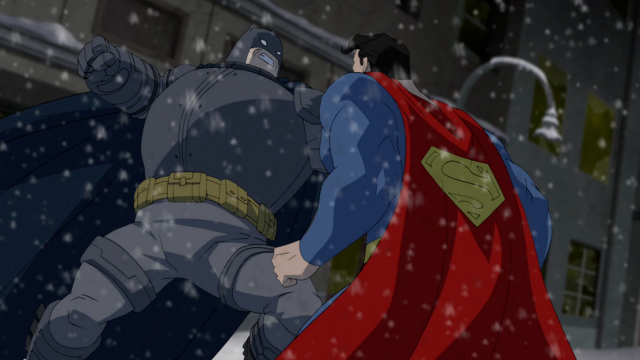 Batman Superman TDKReturns