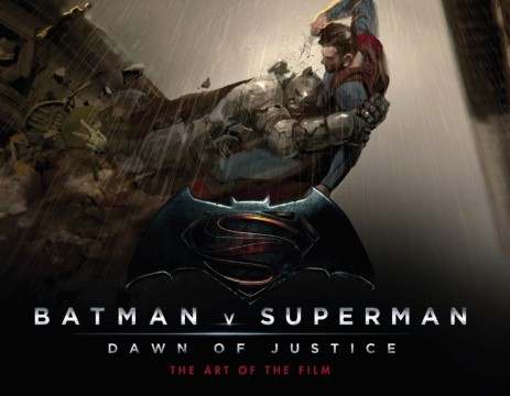 Heroes Wage War In Epic New Concept Art For Batman V Superman: Dawn Of Justice