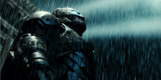 The Dark Knight Is Ready For A Fight In New Batman V Superman: Dawn Of Justice Image