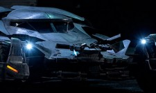 New Official Image Of The Batmobile In Batman V Superman: Dawn Of Justice