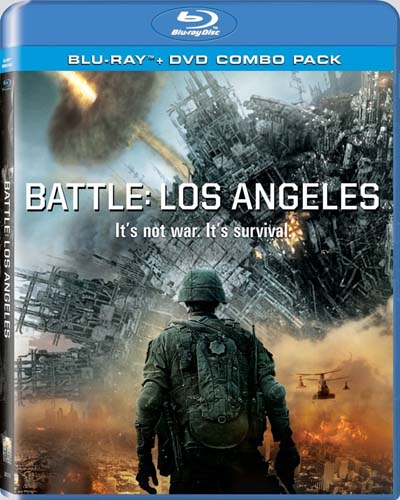 Battle: Los Angeles Blu-Ray Review
