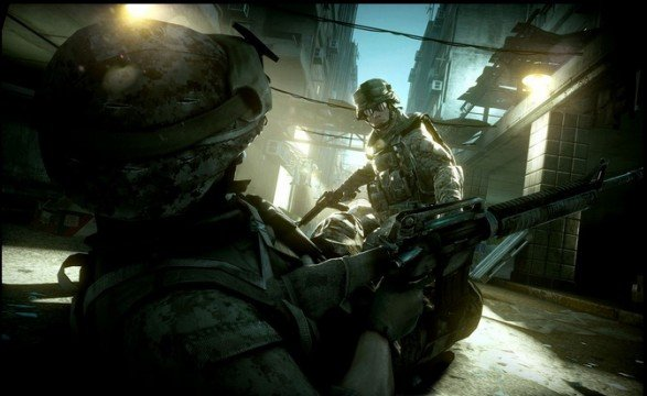 Battlefield 3 Co op Gameplay Mode1 587x360 More Battlefield 3 Co Op Details Emerge