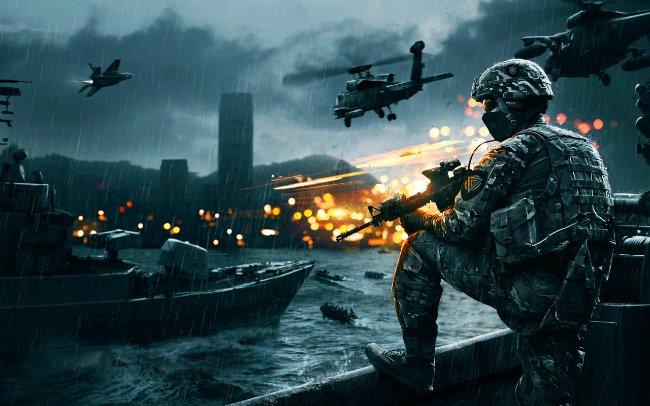 EA Isn't Done With Battlefield 4 DLC Yet, More Content Planned For 2015