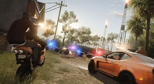 Battlefield Hardline Launch Trailer Shows Off The Action