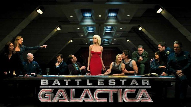 Battlestar Galactica Movie Back On At Universal
