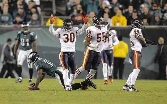 Chicago Bears Play More Man To Man In Philly