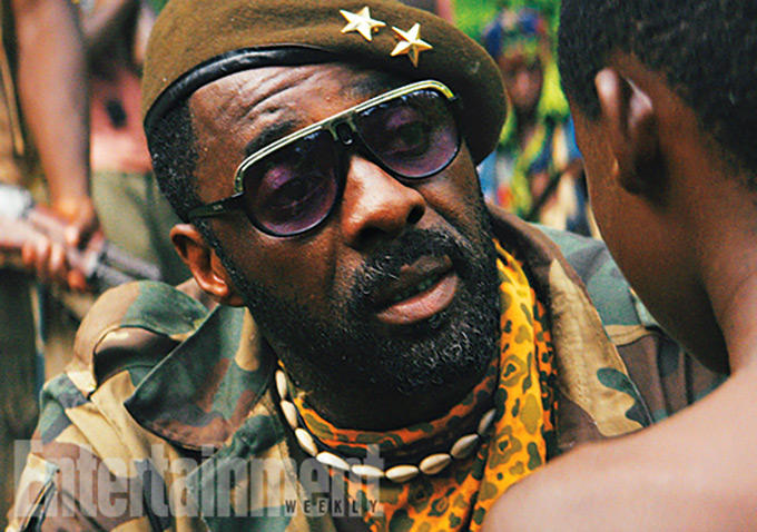 Idris Elba Plays A Brutal Warlord In Powerful New Posters For Netflix Original Film Beasts Of No Nation