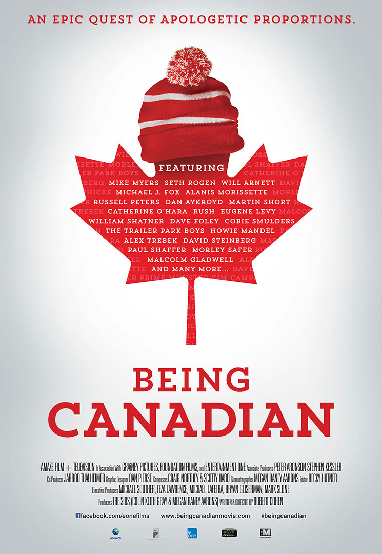 Being Canadian [Hot Docs 2015]