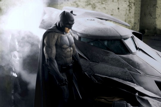New Details On The Dark Knight In Batman V Superman: Dawn Of Justice