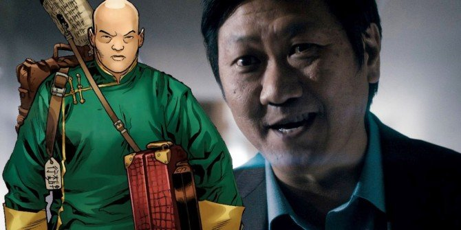 Benedict Wong Hints At New Approach To His Doctor Strange Character