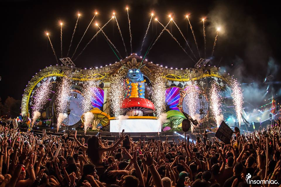 Beyond Wonderland Main stage