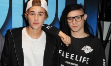 Skrillex Is Working On Justin Bieber's New Album