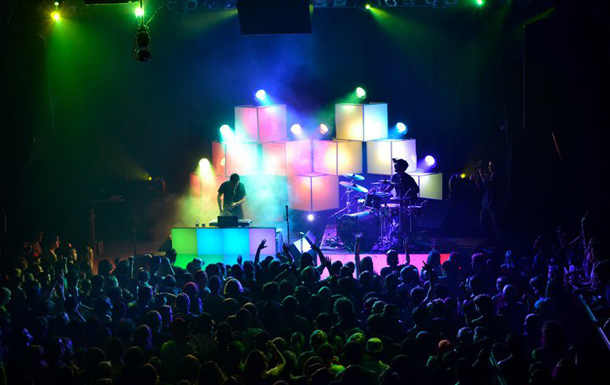 Big Gigantic Is Finishing Up A New Album