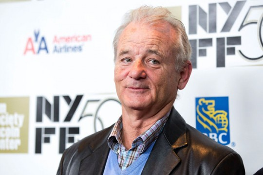 Bill Murray Tops Up His Busy Schedule With A Cameron Crowe Movie