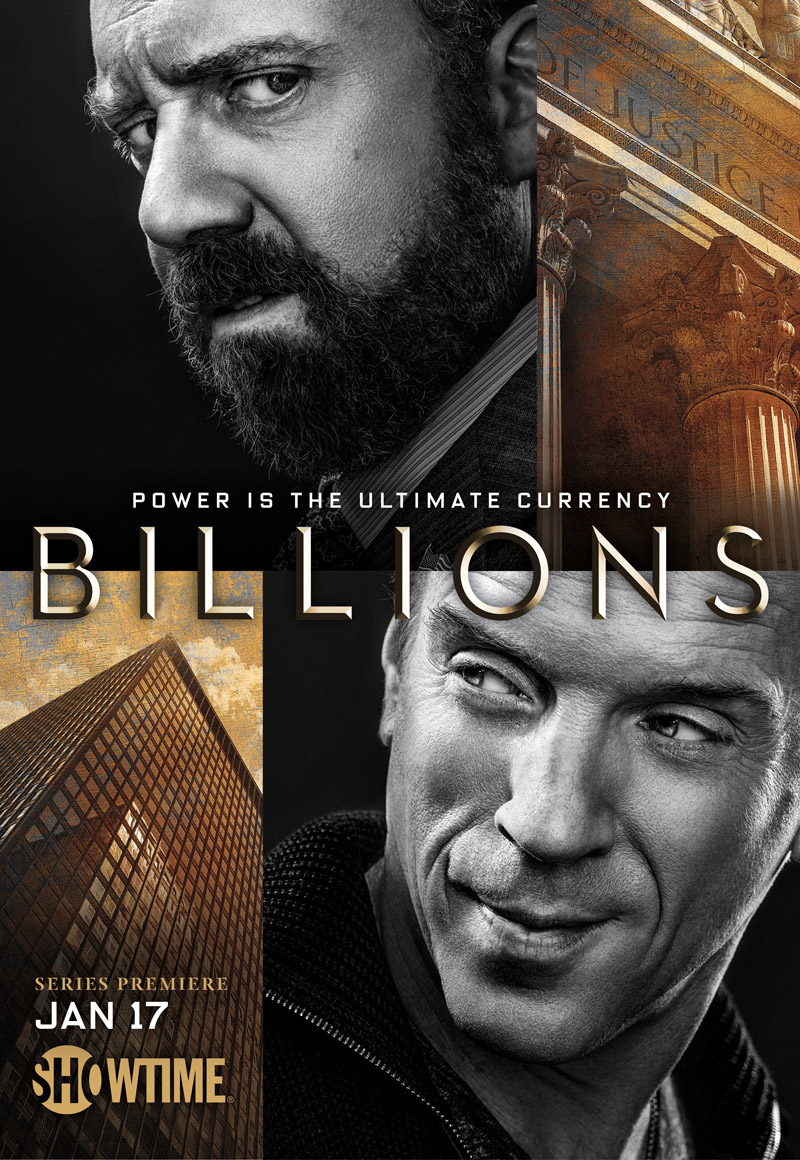 Showtime's Wall Street Drama Billions Secures Season 2 Order