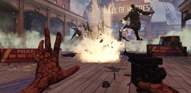 Bioschock viola Bioshock: Infinite, Choice And The State Of Storytelling In Games