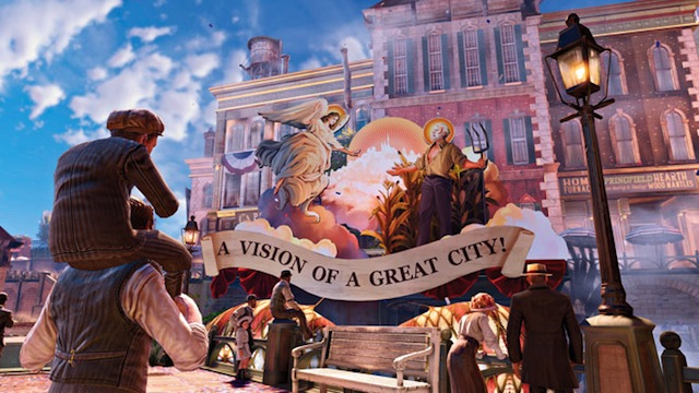 Bioshock Infinite We Got This Covereds Top 10 Video Games Of 2013