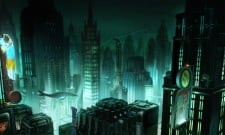 Return To Rapture With This Concept Art For The Cancelled BioShock Film