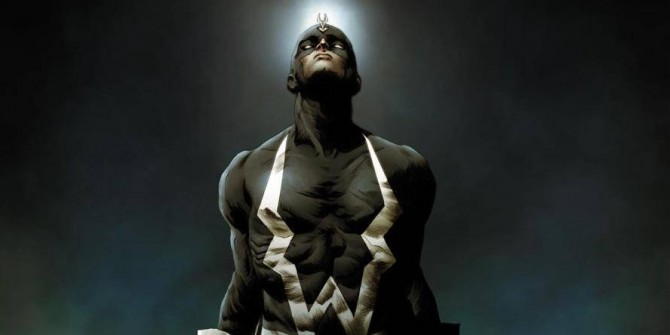Vin Diesel Continues To Tease Playing Black Bolt In Inhumans Movie