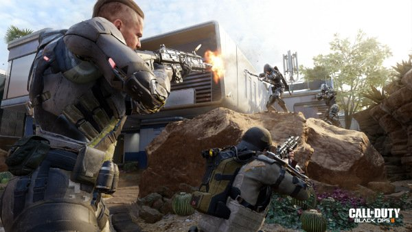 Call Of Duty: Black Ops 3 Multiplayer Beta Preview