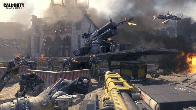 Treyarch Gunning For Improved Enemy AI With Call Of Duty: Black Ops III