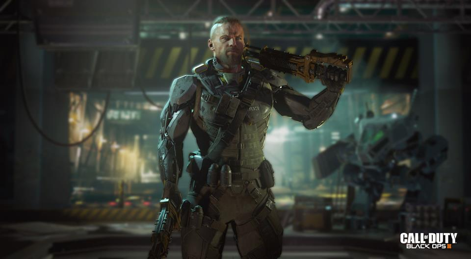 4-Player Co-Op Returns In Call Of Duty: Black Ops III; Campaign Will Let Players Customize Gender; Specialist Classes Revealed