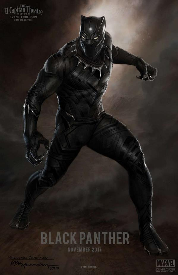 Chadwick Boseman Is Black Panther, Marvel Pegs Stand-Alone Film For 2017