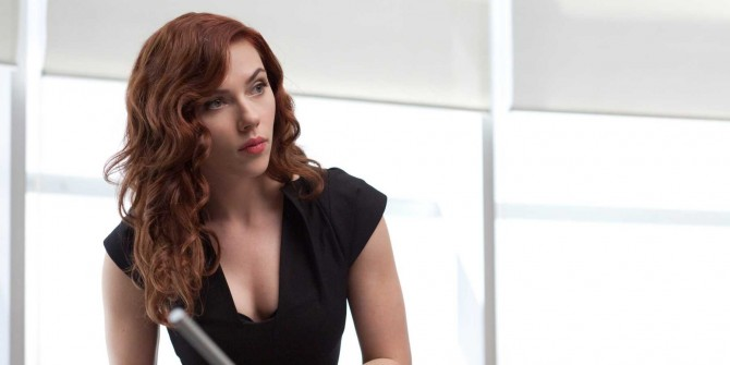 The Avengers Star Scarlett Johansson Is The Highest Grossing Actress Of All-Time