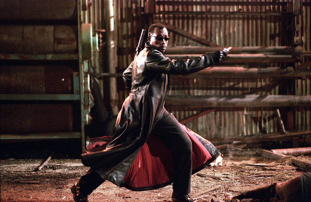 Blade II Coming To Blu-Ray In July