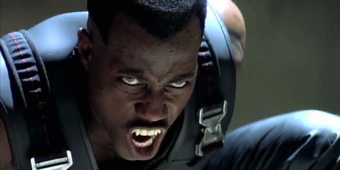 "Wesley Snipes Says Blade 4 Is A ""Possibility"""
