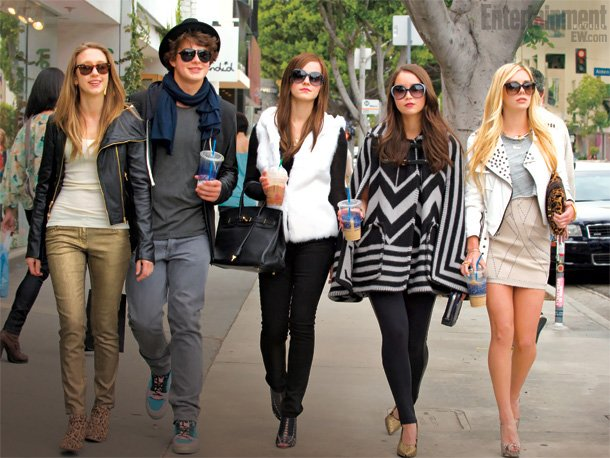 Get Sassy With The First Image From The Bling Ring
