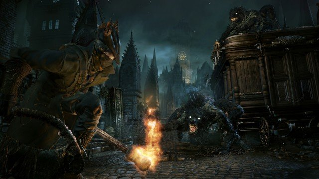 From Software's Victorian-Styled RPG Bloodborne Hit With Delay