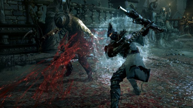 From Software Considering Patch To Curb Bloodborne Load Times